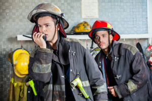 first responder communications